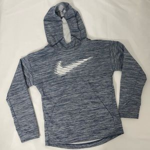 Boy's size medium Nike hooded sweatshirt